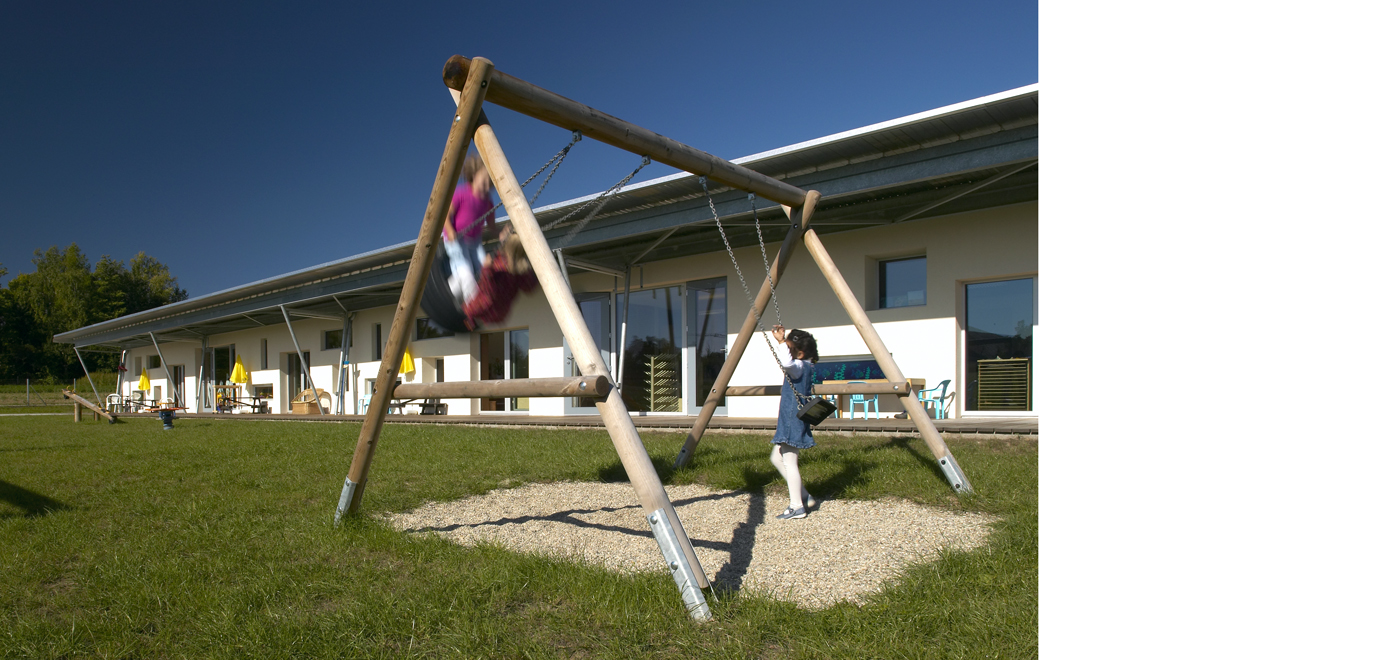Erster Österreichischer Passivhauskindergarten Ziersdorf