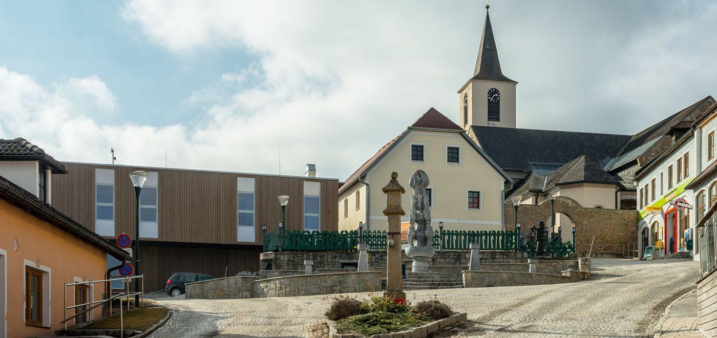 Eröffnung des Bildungshauses St. Georg in Bad Traunstein