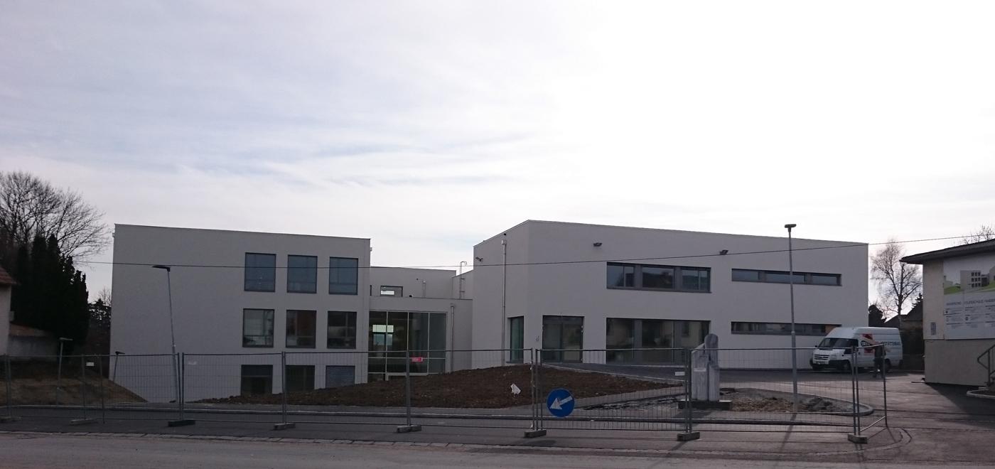 Eröffnung der Mustersanierung Ziersdorf