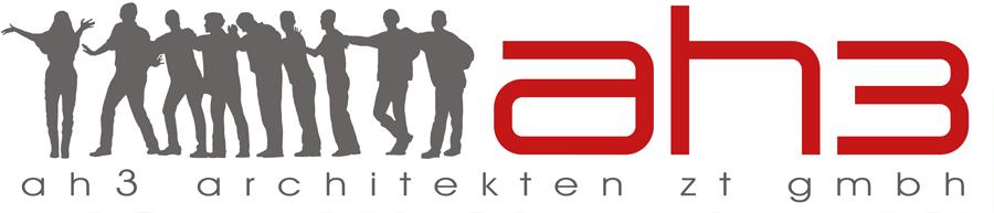 Logo: ah3 Architekten - ah3 Architekten ZT GmbH